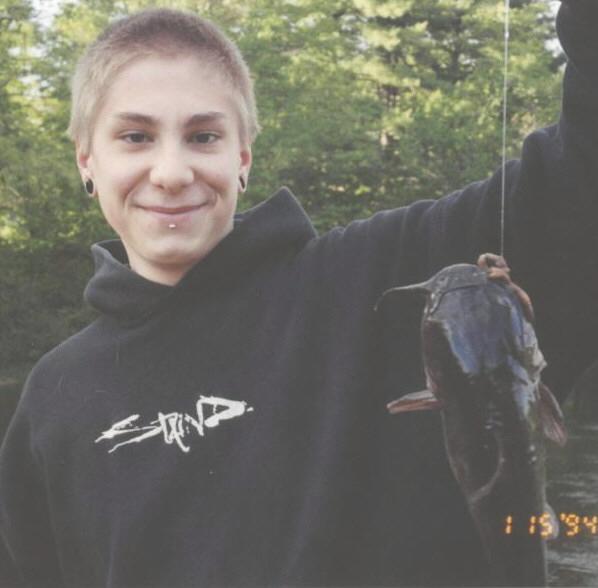 Lil Bub catfish